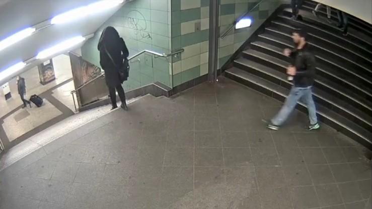 Zatrzymano napastnika z berlińskiego metra