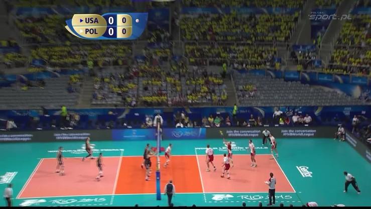 2015-07-19 USA - Polska 3:0. Skrót meczu