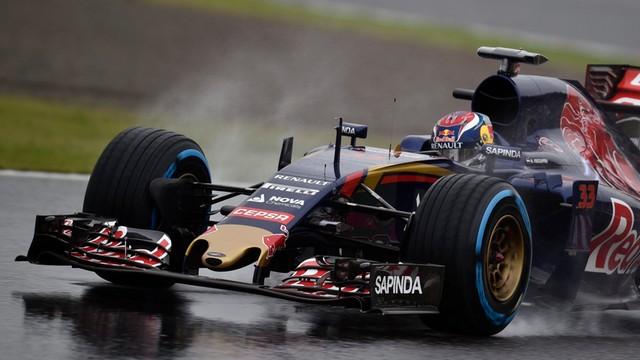 Formuła 1 - kierowca teamu Toro Rosso uzyskał... prawo jazdy