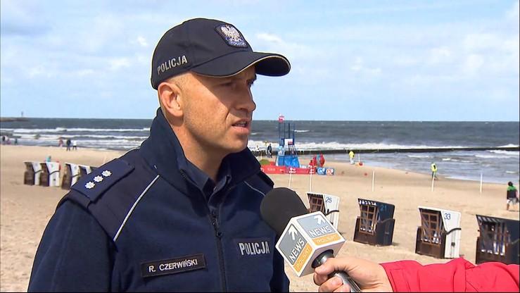 Poszukiwania 7-latki na wodzie przerwane. Ze względu na złą pogodę
