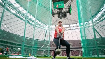 2015-11-17 Włodarczyk w trójce finalistek na lekkoatletkę roku IAAF
