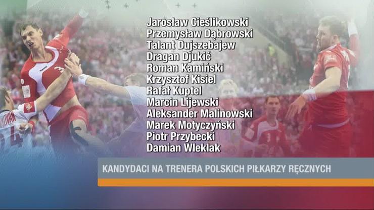 Dwunastu kandydatów na stanowisko selekcjonera reprezentacji Polski