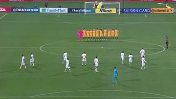 """08-06-2017 17:45 """"Okazujcie szacunek albo nie przyjeżdżajcie"""". Piłkarze Arabii Saudyjskiej odmówili uczestniczenia w minucie ciszy"""