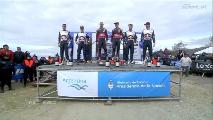 Rajdowe MŚ: Podsumowanie rajdu w Argentynie