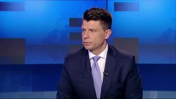 """2017-05-21 """"Czy rozwiązaniem dobrym jest przebijanie się na populizm z PiSem?"""". Petru o liberalnym programie Nowoczesnej"""