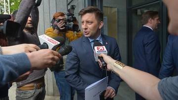 05-05-2017 17:38 Dworczyk: Berczyński, Nowaczyk i Misiewicz nie mieli dostępu do dokumentów ws. offsetu