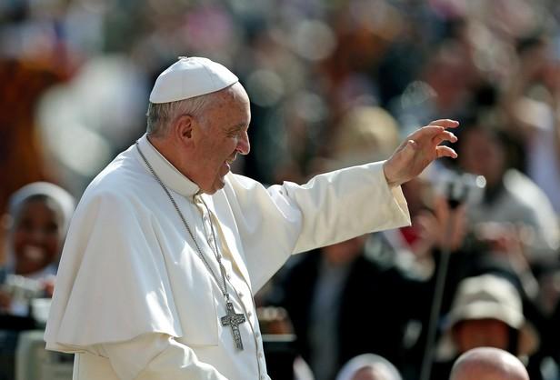 Papież: teoria gender to wyraz frustracji i rezygnacji