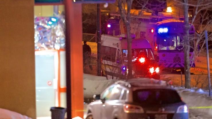 Domniemany zamachowiec z Quebecu oskarżony o sześciokrotne zabójstwo