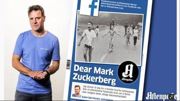 09-09-2016 17:13 Facebook w ogniu krytyki. Ocenzurował słynne zdjęcie z wojny wietnamskiej
