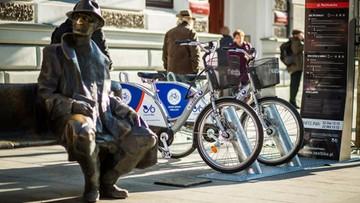 05-04-2016 12:58 Polacy pokochali rowery miejskie. Wypożyczyli je już 10 milionów razy