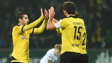 2015-10-31 Bundesliga: Borussia goni Bayern, ale nie obyło się bez skandalu
