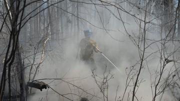 08-05-2016 06:38 Kanada: pożary lasów rozszerzają się i zagrażają kolejnej prowincji