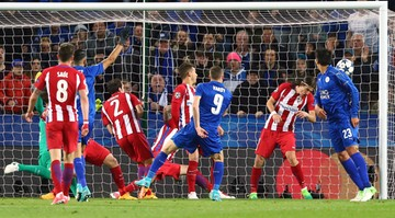 2017-04-18 Liga Mistrzów: Atletico Madryt w półfinale! Leicester City postawiło się faworytowi