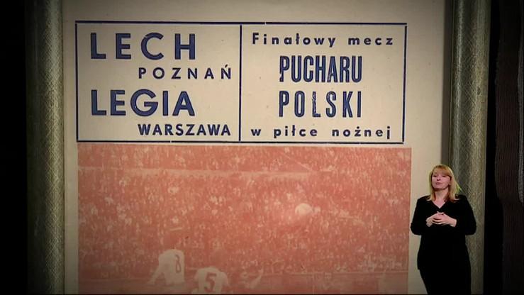 Lech - Legia, czyli ten pierwszy raz...