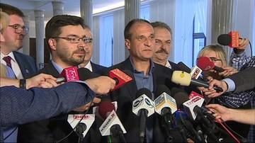 Kukiz'15 o decyzji prezydenta ws. ustawy o KRS