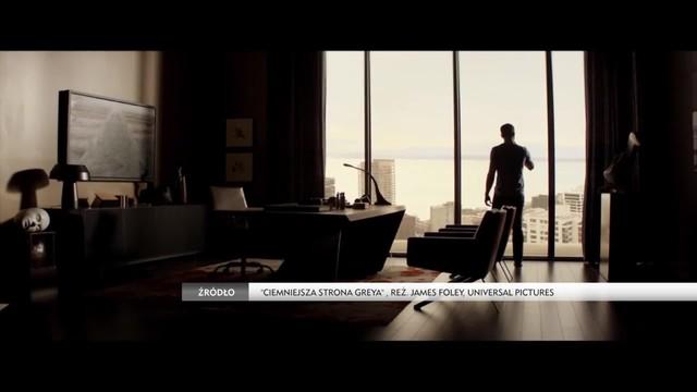 Nowy trailer filmu z Greyem - Ciemniejsza strona Greya w kinach 14 lutego