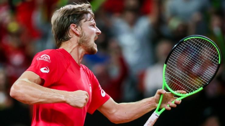 Puchar Davisa: W finale Francja zagra z Belgią