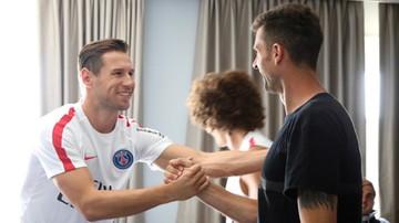 2016-07-25 Krychowiak dołączył do zespołu PSG w Los Angeles