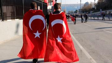 12-12-2016 09:19 W Turcji zatrzymano 118 osób. Po podwójnym zamachu w Stambule