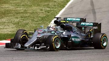 15-05-2016 17:05 Sensacyjny zwycięzca GP Hiszpanii. Mercedesy zderzyły się tuż po starcie