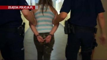 Siedmiomiesięczna dziewczynka w szpitalu. Matka usłyszała zarzuty