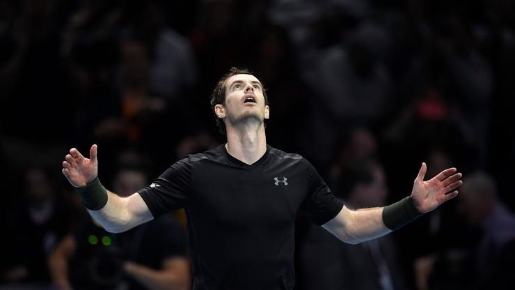 ATP World Tour Finals: Murray pokonał Raonicia w półfinale