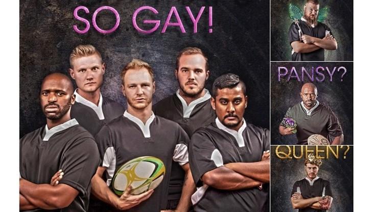 Pierwsza gejowska drużyna rugby szuka zawodników