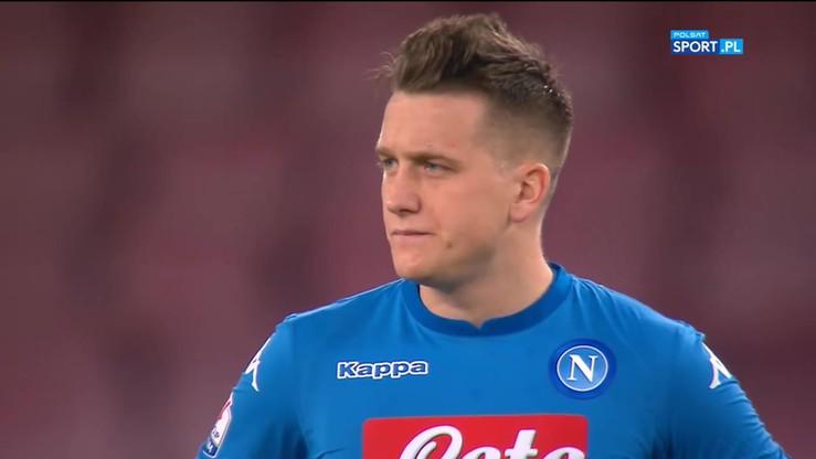 SSC Napoli - Atalanta Bergamo 1:2. Skrót meczu