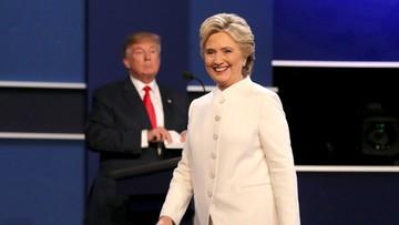 26-10-2016 06:09 Clinton: nie biorę zwycięstwa za pewnik