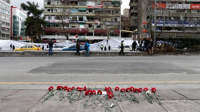 Członkowie Sokołów Wolności Kurdystanu przyznali się do zamachu w Ankarze