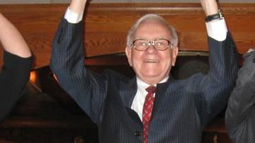 11-06-2016 11:44 3,4 mln dolarów za lunch z inwestorem Warrenem Buffettem