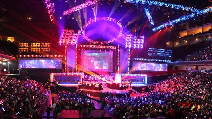Mistrzostwa świata w grę komputerową oglądały... 334 miliony osób
