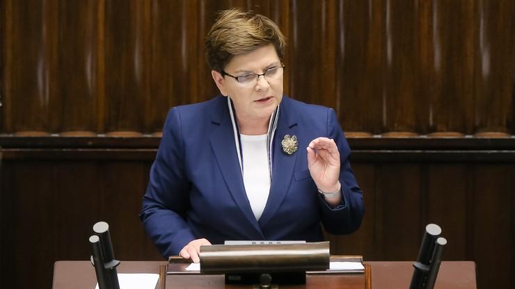 Premier: przez rządy PO-PSL Polacy stracili około 340 mld zł