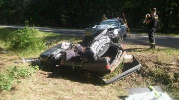 29-06-2017 20:16 Trzy osoby zginęły, cztery ranne w wypadku drogowym na Mazowszu