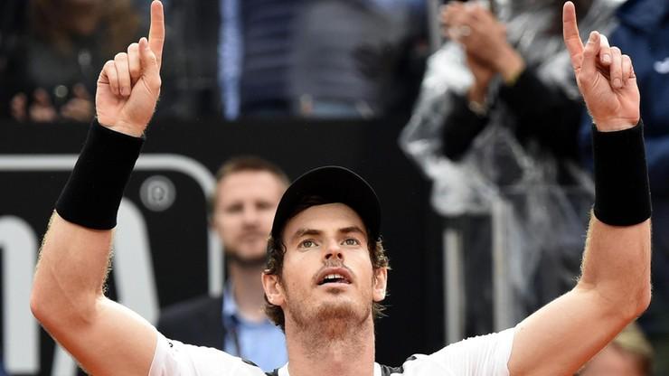 Murray awansował na drugie miejsce w rankingu ATP