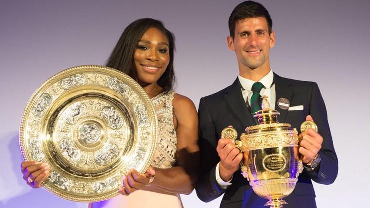 Serena Williams i Novak Djokovic mistrzami świata według ITF