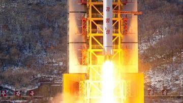 07-02-2016 18:15 Międzynarodowe konsultacje po rakietowej próbie Korei Północnej. Tokio rozważa nowe sankcje