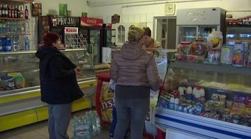 """27-01-2016 17:46 Sprzedawczyni sfingowała napad i sama ukradła pieniądze. """"To przez stojącą w sklepie maszynę"""""""