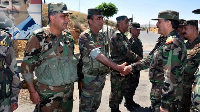 Rosyjskie wsparcie dla Syrii. Co otrzymała armia Asada?
