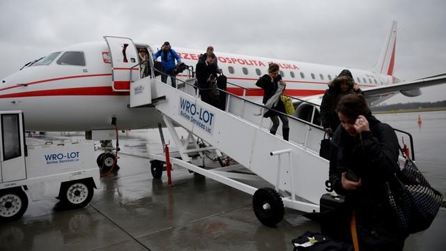 Wrocław: Awaria prezydenckiego samolotu