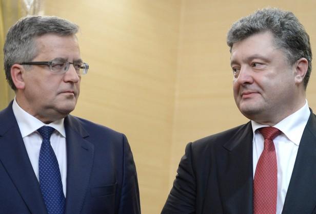 Petro Poroszenko przyjedzie do Polski