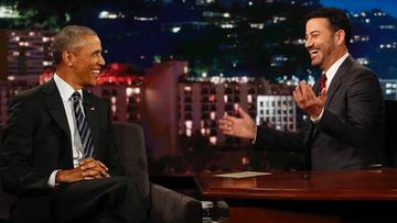 25-10-2016 11:55 Obama do Trumpa: przynajmniej zapamiętają mnie jako prezydenta