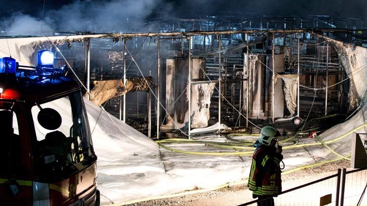 Niemcy: 45 podpaleń ośrodków dla uchodźców