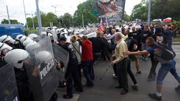 25-05-2016 14:58 KGP: policjanci w Gdańsku profesjonalni, wątpliwości ws. przymusu