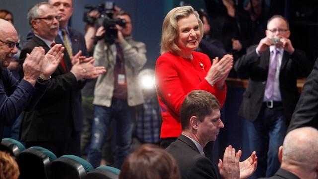 Anna Maria Anders zdobyła mandat senatora Na Podlasiu
