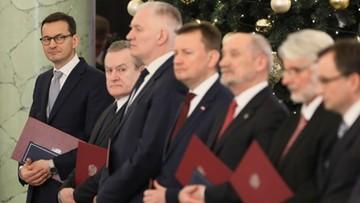 13-12-2017 13:00 Gowin: są ustalenia koalicyjne dotyczące styczniowej rekonstrukcji rządu