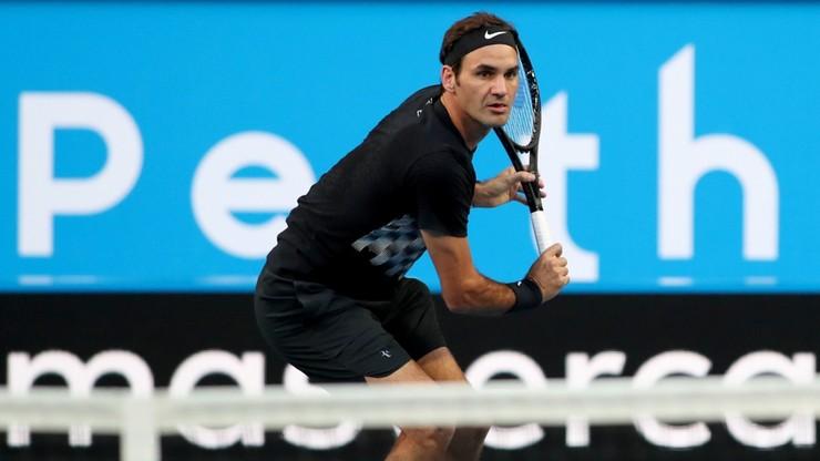Puchar Hopmana: Wygrana Szwajcarii z Federerem w składzie