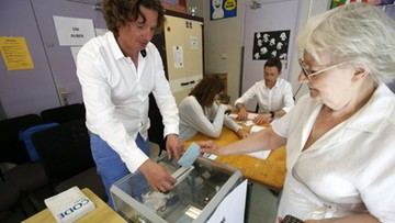 11-06-2017 13:55 Wybory parlamentarne we Francji. Francuzi głosują bez entuzjazmu