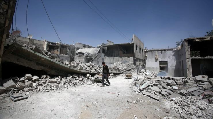 Uzgodniono rozejm w Aleppo