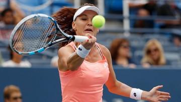 """03-09-2016 22:46 Radwańska w najlepszej """"16"""" US Open. Wyżej nigdy nie dotarła"""